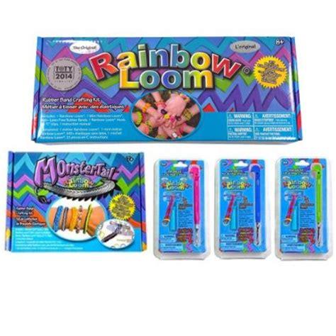 Ori Rainbow Loom Starter Kit With Metal Hook buy official rainbow loom starter kit with rainbow loom