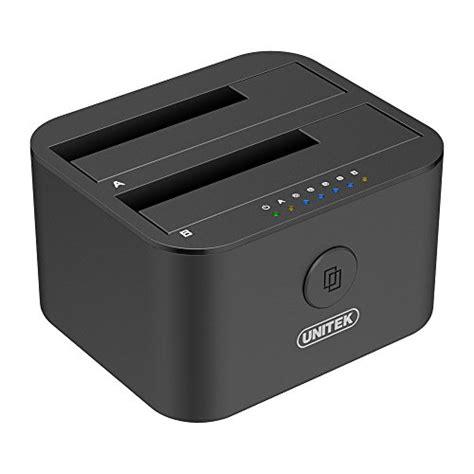 Unitek Usb 3 0 To Dual Hdd Station Hardisk Harddisk Usb3 Y3025 1 mini drive duplicator unitek usb 3 0 to sata dual