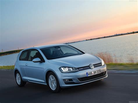 2014 Volkswagen Golf Tdi by Volkswagen Golf Tdi Bluemotion 2014 Pictures