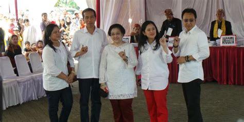 profil jokowi dan istri diberitakan diusir puan maharani ini jawaban jokowi