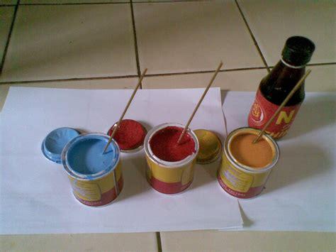 Minyak Wijen Ukuran Kecil membuat sendiri gambar seni menggunakan cat minyak agus sugiyono s