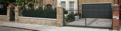 beautiful modern house sliding gate design 85 as well as