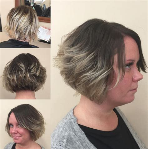 haircuts with shorter hair near face short bob hairstyle for round face shape1 pretty designs