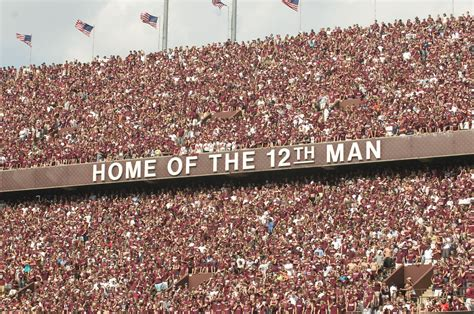 home of the 12th city of college station