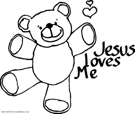 jesus loves me coloring pages coloring pages