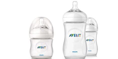 Avent Baby Bottle 125 Ml Botol Bayi 125 Ml botol bayi anti kolik momdadi