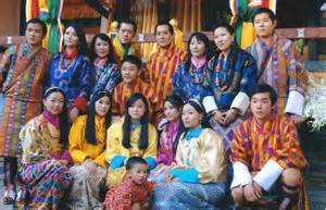 royal family mesmerising bhutan a message to hm the 5th king on the occasion of his 34th birthday