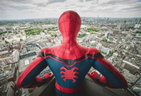 15 Amazing Spider Man: Homecoming Wallpapers [HD, Full HD