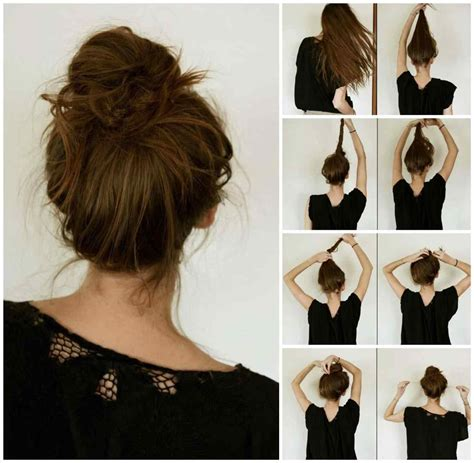 Easy Hairstyles For To Do Themselves by Patrickus Day Hairstyle You Can Yourself