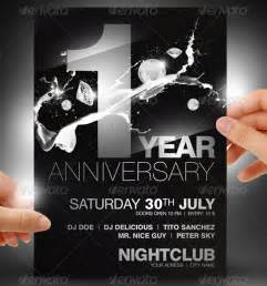 Anniversary Flyer Template Free 160 free and premium psd flyer design templates print