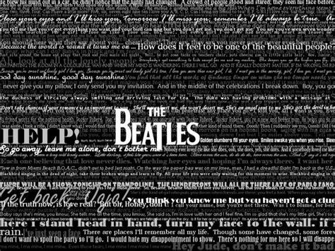 beatles lyrics the beatles quotes wallpaper quotesgram