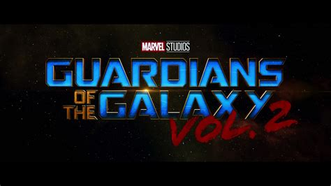 Guardian Of The Galaxy Logo guardians of the galaxy vol 2 logo wallpaper 13733 baltana