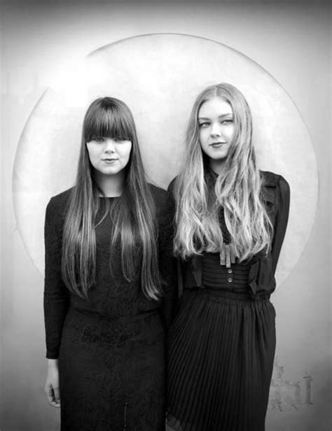 Klara and Johanna Söderberg (Firts Aid Kit)   Laura