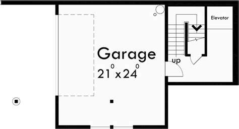 narrow sloped lot house plans house plans for narrow lots sloping