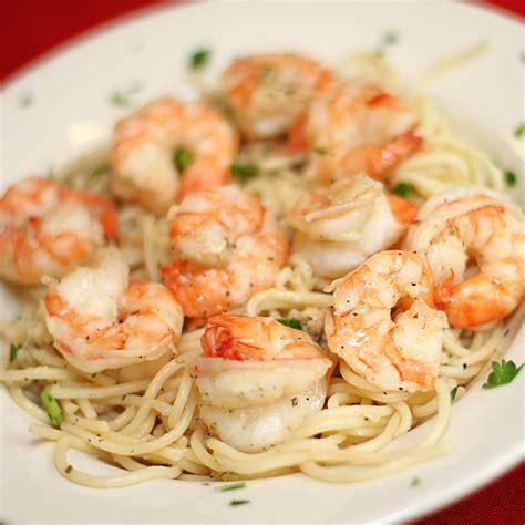 shrimp scampi recipes