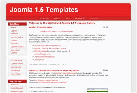 template joomla siteground joomla template siteground j15 4