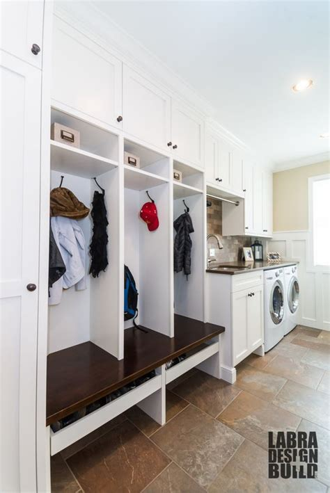 Built In Laundry Cabinets by 28 Clever Mudroom Laundry Combo Ideas Shelterness