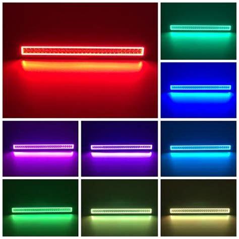 vivid led light bar halo lights for trucks vivid light bars