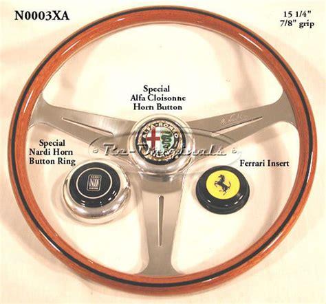 Steer Nardi Orido Style steering wheel nardi classic original mahogany style n0003xa