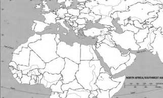 Blank Political Map Of Asia by Pics Photos Southwest Asia Map Blank