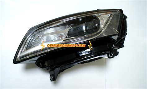 audi q5 headlights audi q5 xenon headlight problem ballast bulb drl module
