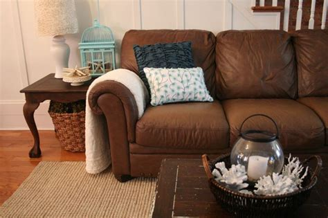 Pet Friendly Leather Sofa by Uglysofa Slipcover Giveaway 5 Slipcovers Home