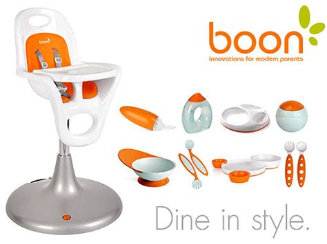 Boon Flair Pedestal Win A Boon Dine In Style Prize Package A 287 Value