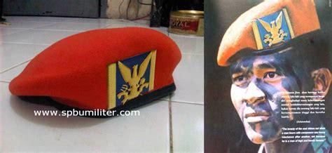 Senter Jatah Tni By Saninmilitery baret paskhas tni au asli jatah spbu militer