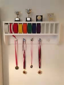 25 best ideas about karate belt display on