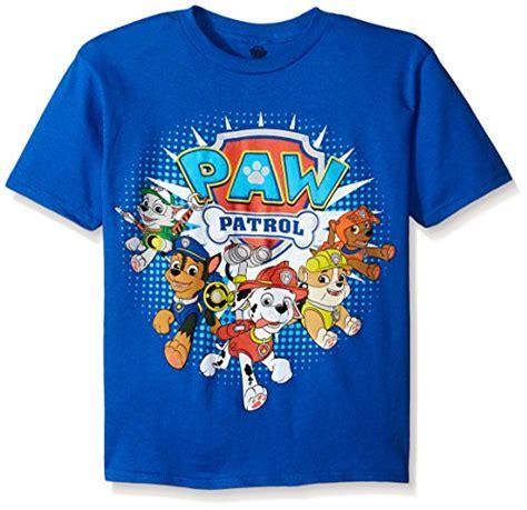 Kaos Paw And Patrol Bb211 paw patrol boys t shirt royal