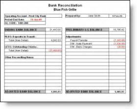 bank reconciliation template excel balance sheet reconciliation template excel bank account