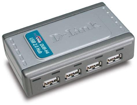 D Link 4 Port Usb 20 Hub d link 4 port usb 2 0 hub dub h4 dub h4 mwave au