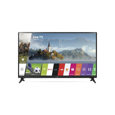 Tv Led Lg Terbesar lg 49lj5100 49 quot 1080p hd led tv shop your way
