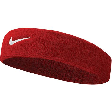 Headband Nike nike swoosh headband varsity white 601 bike24