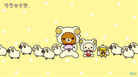 cute japanese themes rilakkuma wallpaper gzsihai com