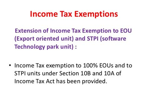 section 50 income tax act foreign trade policy in india 2009 2014