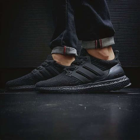 Adidas Ultra Boost 3 0 Black adidas ultra boost 3 0 black kvakva