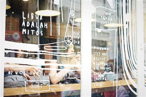 Jual Meja Komputer Bekas Jogja berimajinasi di kedai filosofi kopi majalah otten coffee