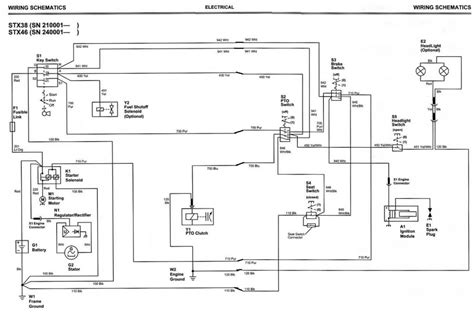f525 deere wire diagram deere wiring diagram