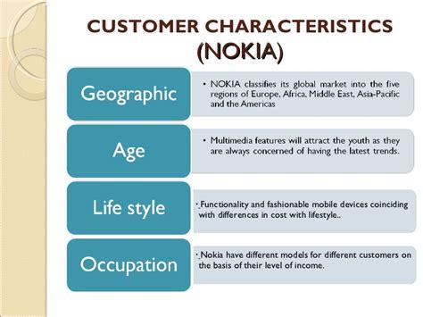 Customer Analysis Report Template Customer Analysis