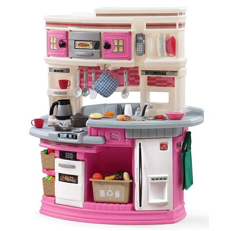 Kitchen Set Pink step2 lifestyle legacy kitchen set pink step 2 toys quot r quot us for