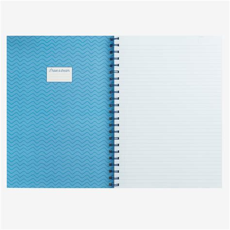 Spiral Kawat A4 1 14 Hitam 2 notebook with spiral a4 whale quaderni taccuini