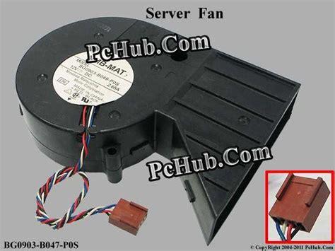 Nmb Mat Bg0903 B049 P0s by Nmb Mat Bg0903 B049 P0s Server Blower Fan Bg0903 B049