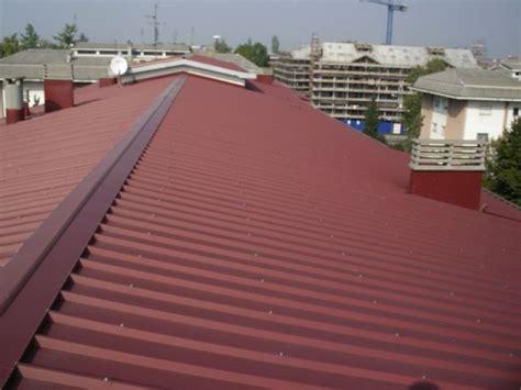 tettoie coibentate prezzi coperture in lamiera edilizia