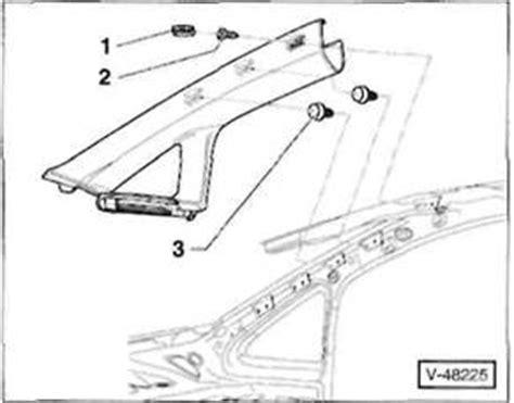 Bmw Airbag Aufkleber Sonnenblende Entfernen by Innenausstattung Golf 5