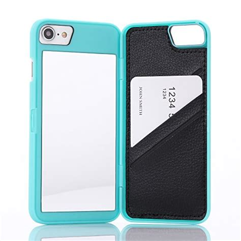 Casing Iphone 6 47 Inch Wallet Mirror Back Cover Flip Ipak iphone 6 plus 6s plus cases iphone 6 plus wetben back mirror wallet with