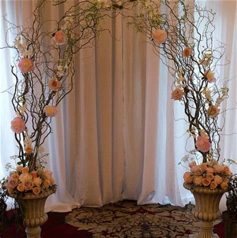 Wedding Arch Made Of Sticks by The World S Catalog Of Ideas