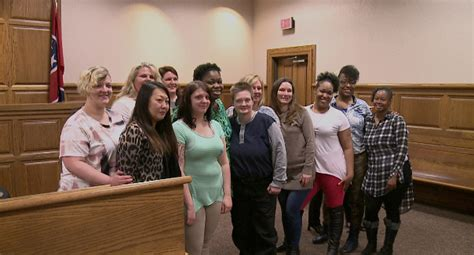 madison county housed inmates madison co inmates graduate into second chance wbbj tv