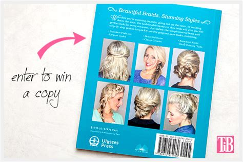 braid hairstyles book braiding handbook review and giveaway