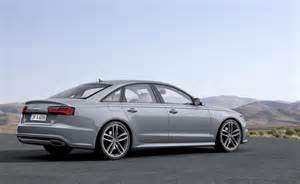 Audi A 6 2015 2016 Audi A6 Changes And Updates Announced